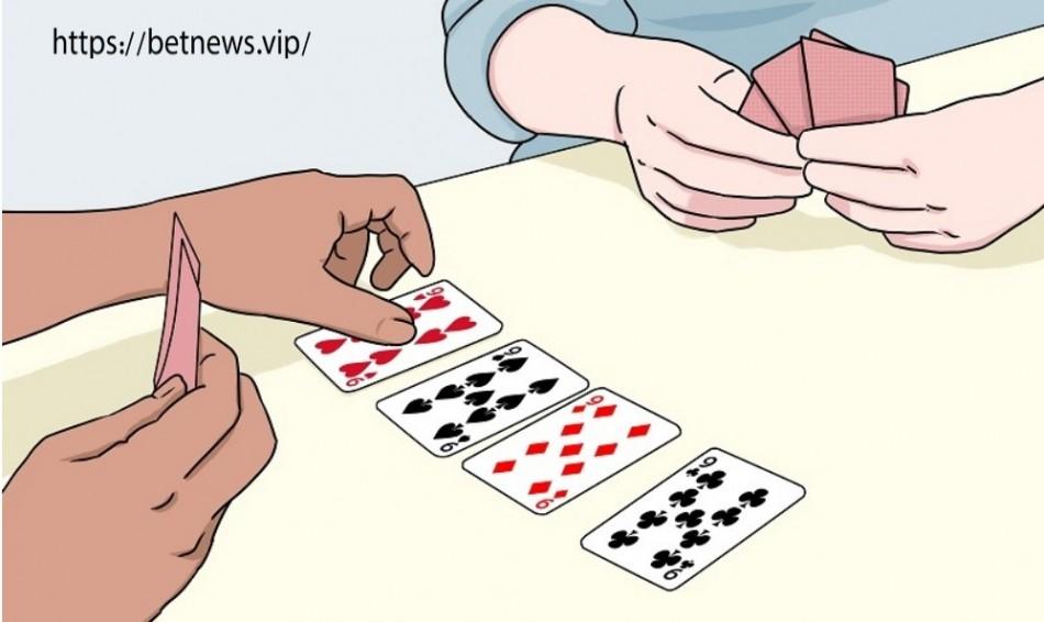 بازی چهاربرگ